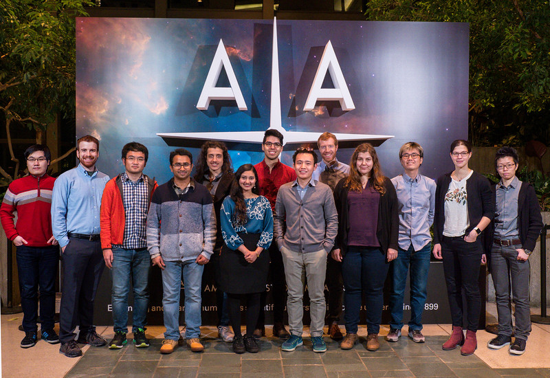 Awardees - Doxsey Prizewinners Group Photo