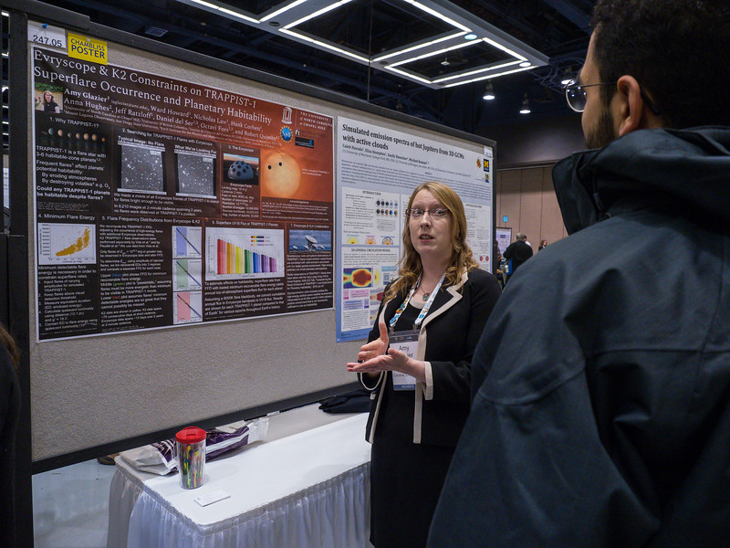 Chambliss Presenters: Tuesday Poster Session