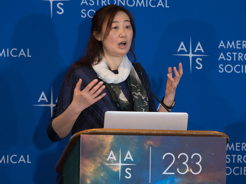 Kate Su - Press Conference: Exoplanets and Life Beyond Earth