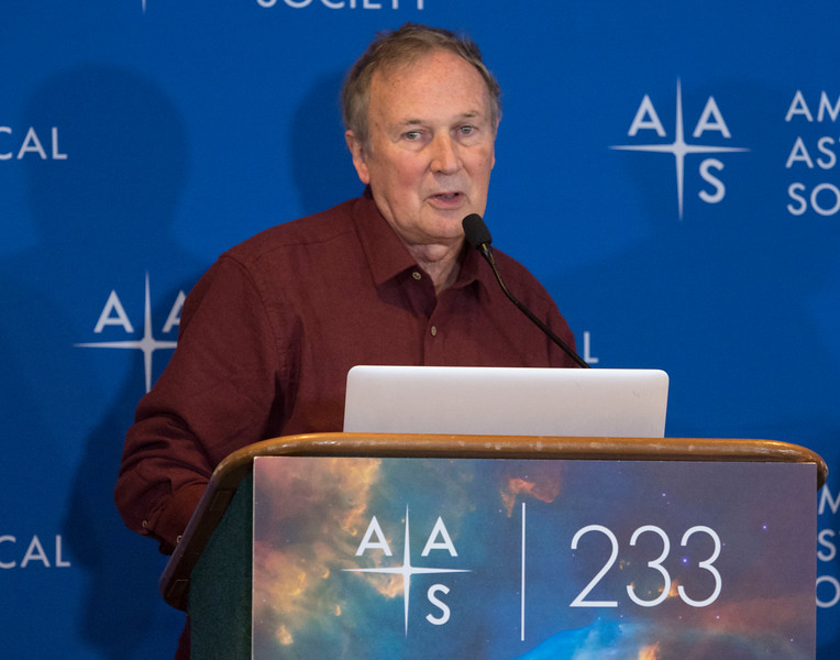 Edward Guinan - Press Conference: Exoplanets and Life Beyond Earth