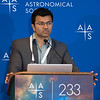 Dheeraj Pasham - Press Conference- Black Holes and Galaxies Near & Far