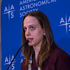 Elizabeth Bailey speaks - Press Conference: Mysteries of Planet Formation