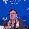Carol A Grady speaks - Press Conference: Mysteries of Planet Formation