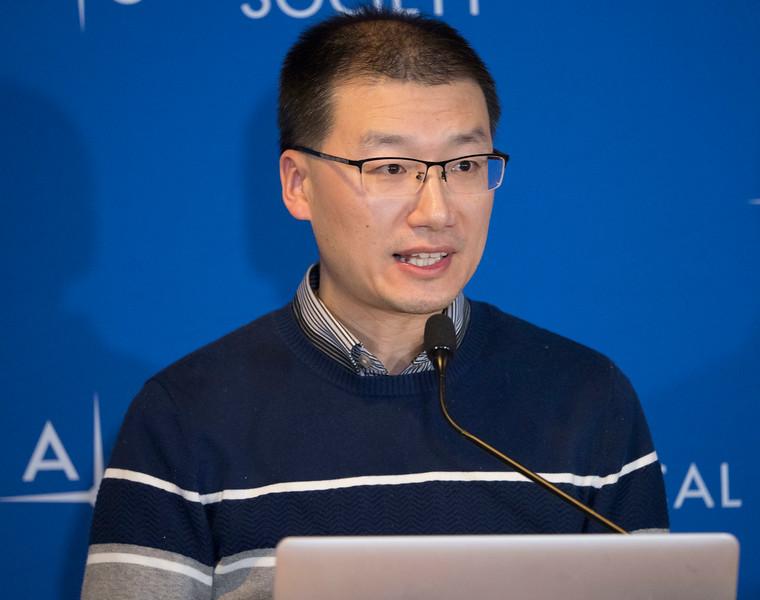 Renbin Yan - Press Conference - The Sloan Digital Sky Survey Keeps Going & Going