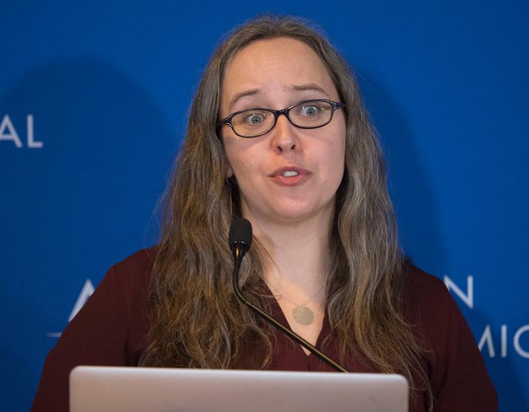 Karen Masters - Press Conference - The Sloan Digital Sky Survey Keeps Going & Going
