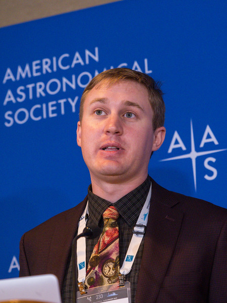Kevin Hardagree-Ullman speaks - Press conference: Stars and Planets from Sofia, Spitzer and Citizen Scientists
