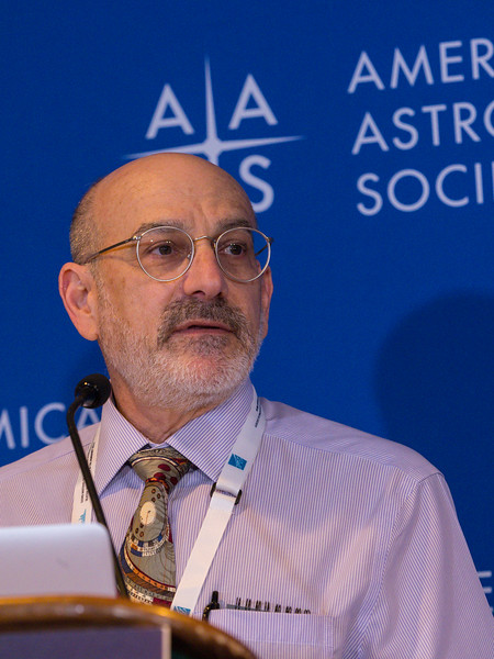 Rick Fienberg speaks - Press conference: Stars and Planets from Sofia, Spitzer and Citizen Scientists