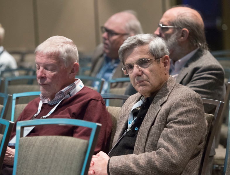 Speakers and attendees - HAD Prize Lect.: S. Cottam & W. Orchiston