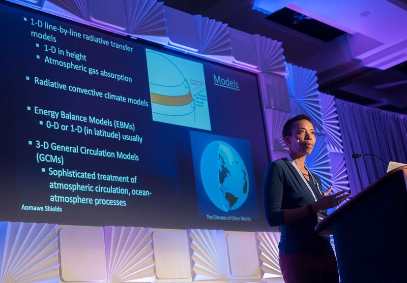 Aomawa Shields - Plenary Lecture: Aomawa Shields