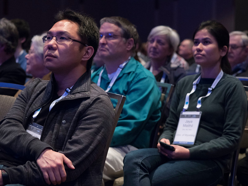 Attendees - Plenary Lecture: Marc Rothenberg