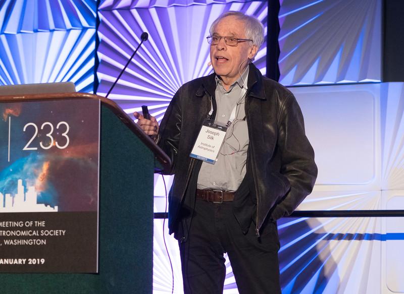 Joseph Silk - Russell Lecture: Joseph Silk