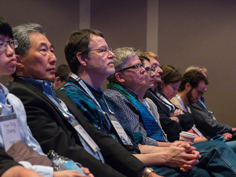 Ka'iu Kimura speaks - Session 101: Kavli Lecture
