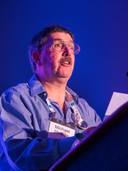 AAS Michael Strauss speaks - Session 200: AAS Prize Presentations