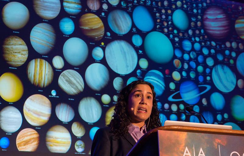 Catherine Espaillat speaks - Session 421: Plenary Lecture