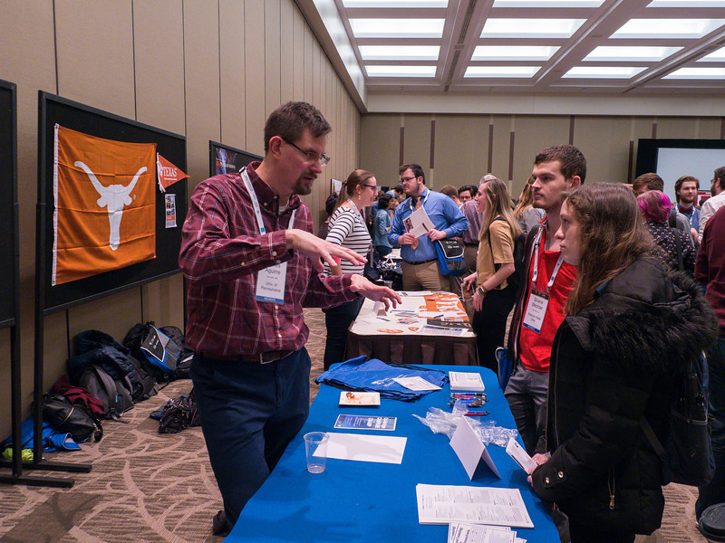 Attendees - Student Orientation & Grad School Fair