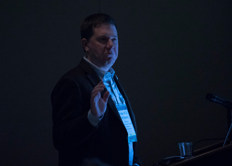 Speakers and attendees - AAS WorldWide Telescope Prof. Development