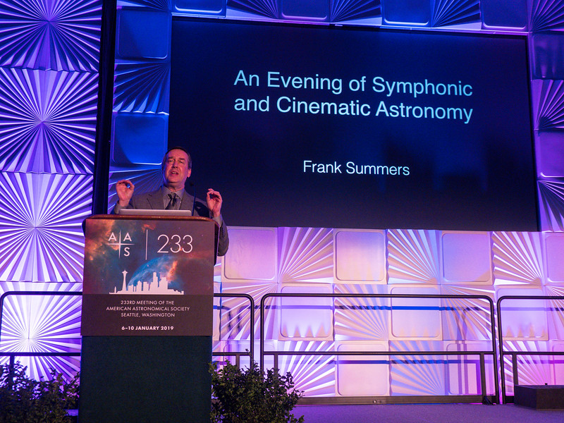 Speakers and attendees - Public Event: Symphonic & Cinematic Astro