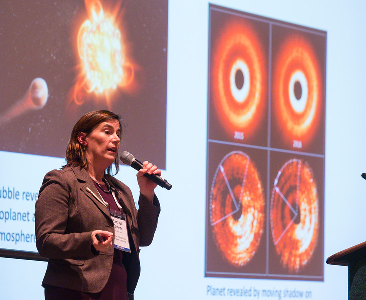 Speakers - Session 174: STScI Town Hall