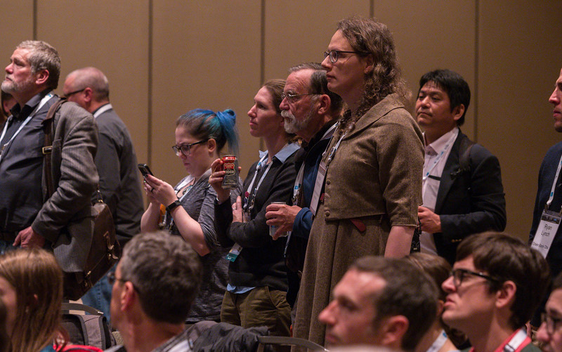 Attendees and speakers - Session 271: NRAO Town Hall