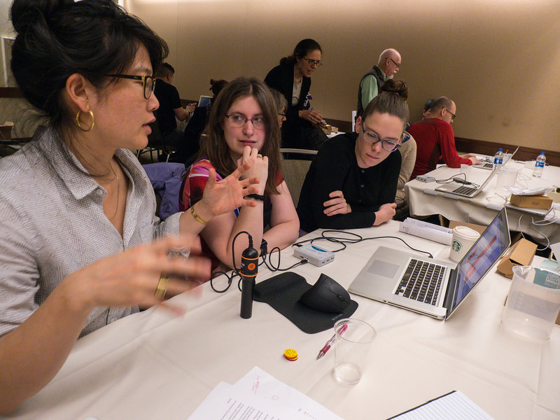 Speakers and attendees - Workshop:1 Teaching Science