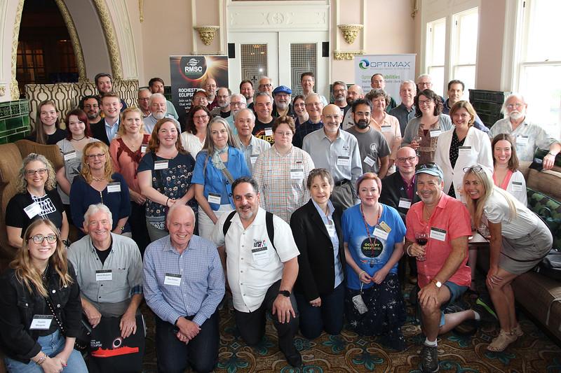 Solar Eclipse Planning Workshop Reception
