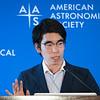 Yuta Notsu - Press Conference: Exoplanets, Flare Stars, and a Crab