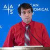 Edward Schwieterman - Press Conference: Exoplanets, Flare Stars, and a Crab