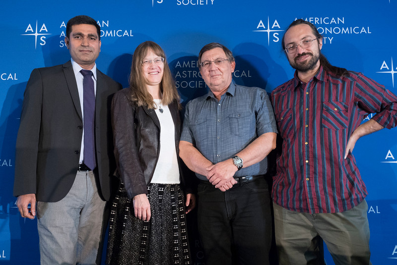 Sanjiv Tiwari, Karin Muglach, Alexander G. Kosovichev and Timothy Larson - Press Conference: What's New Under the Sun