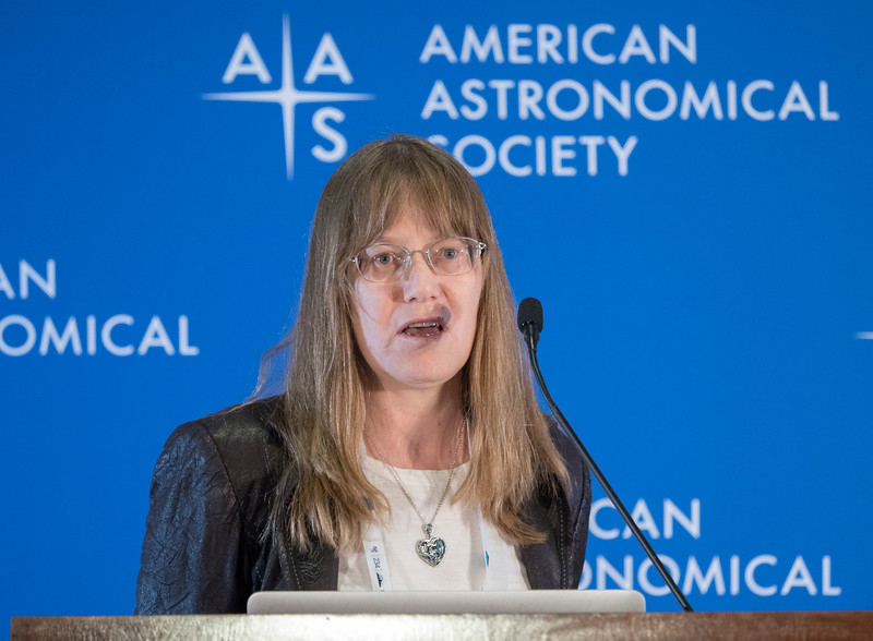 Karin Muglach - Press Conference: What's New Under the Sun