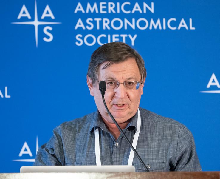 Alexander G. Kosovichev - Press Conference: What's New Under the Sun