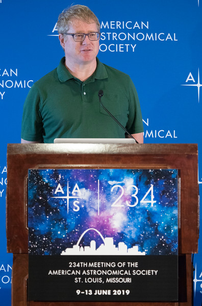 Daniel J. Kennefick - Press Conference: Spiral Galaxies Near and Far