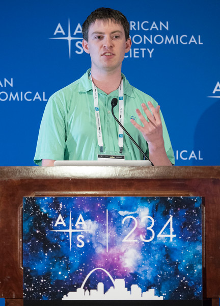 William D'Arcy Kenworthy - Press Conference: Cold Quasars and Hot Cosmology
