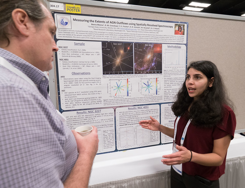 Attendees - Chambliss Posters