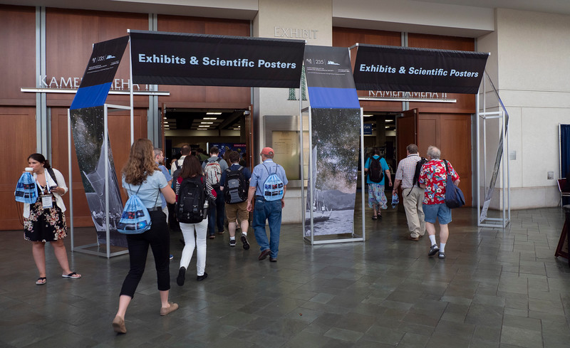 Attendees - AAS 235 Registration