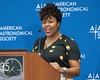Jedidah C. Isler - Press Conference: TEAM-UP for Physics& Astronomy