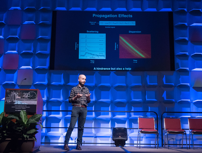 Fast Radio Bursts, Jason Hessels (ASTRON & University of Amsterdam)