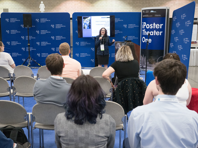 Speakers and attendees - Career Hour with Alaina Levine