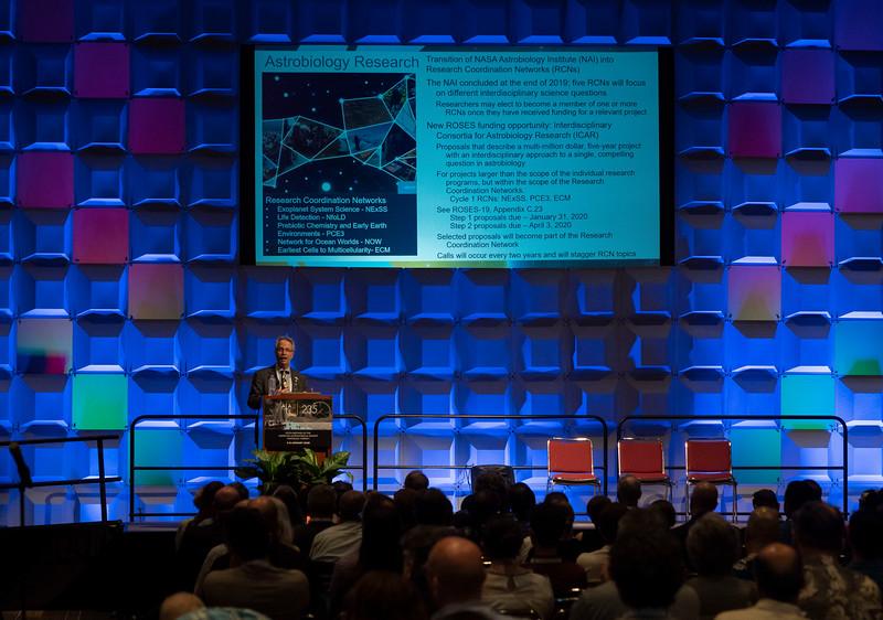 Speakers - NASA Town Hall