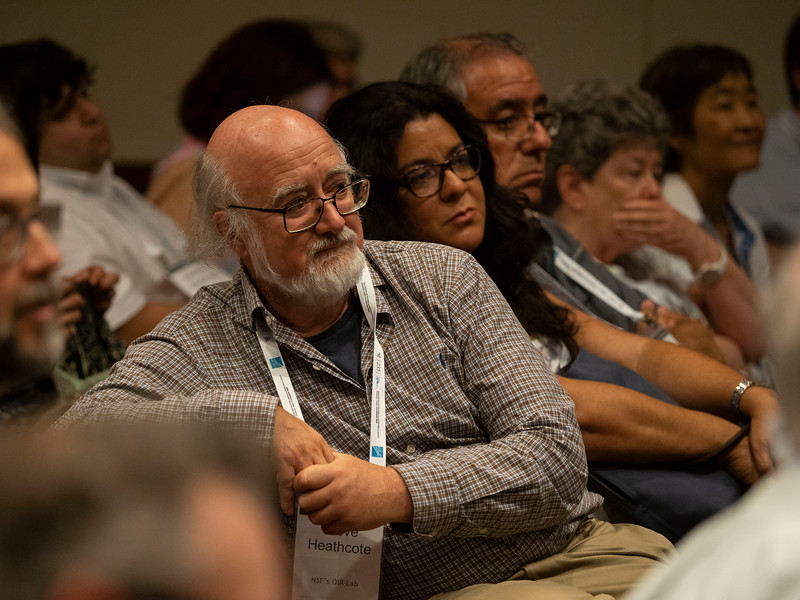 Speakers and attendees - Town Hall - NSFs National Optical-Infrared Astronomy Research Laboratory