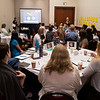 Attendees work together - Workshop: AAS Astronomy Ambassadors Workshop: Techniques Resources for Effective Public Engagement