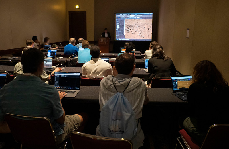 Speakers - Workshop - Making the Most of the AAS WorldWide Telescope