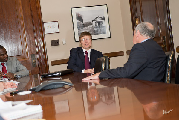 Tuesday, July 17 - Senator Warner Hill Visit
