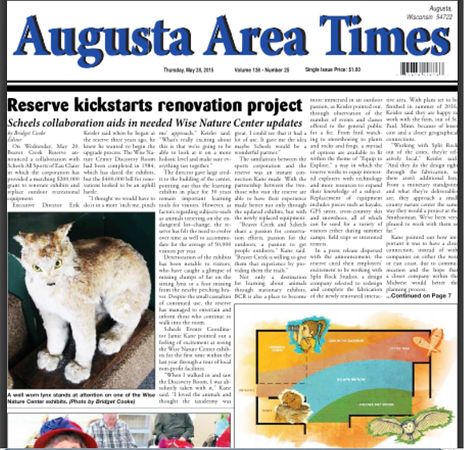 Augusta Area Times & Tri-County News