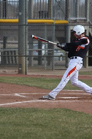 Osseo-Fairchild Thunder baseball 2016