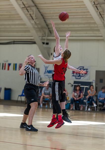 Lady Lopes vs Garden City, 6-25-2016, Summer AAU Basketball