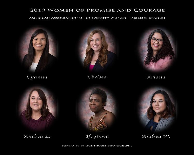 2019 Scholars Collage