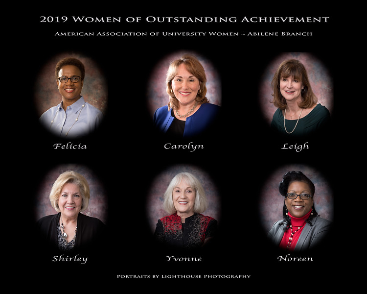 2019 Honorees Collage