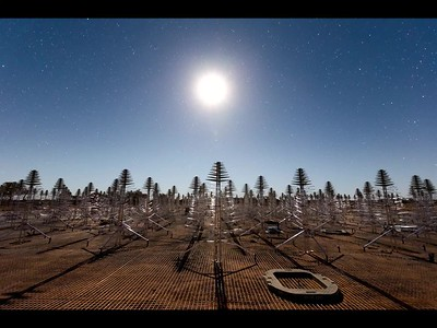 Timelapse: Aperture Array Verification System