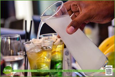 AAngostura Global Cocktail Challenge - Buzo Osteria Italiana