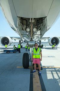 American Airlines Boeing 777-323ER N730AN 8-18-17 5